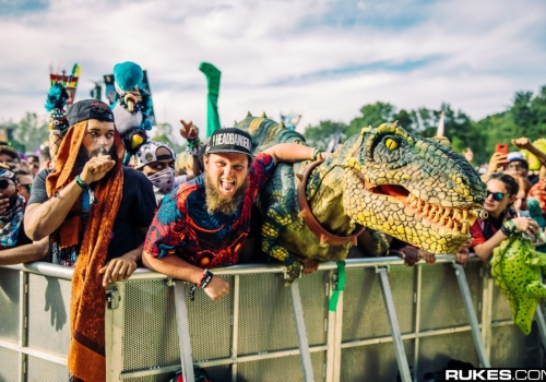 Lost Lands Festival, a Dino and EDM Lovers' Paradise