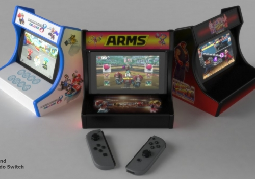 New Arcade Additions for Nintendo Switch