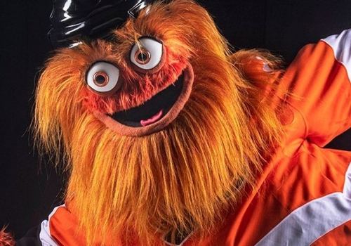 Gritty- The New Philadelphia Flyers Mascot