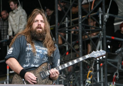 Lamb Of God Guitarist Mark Morton Releases Another Badass Song with Members of Alice In Chains, Korn and Alter Bridge.
