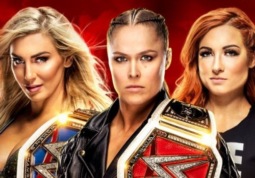 WrestleMania 35 Main Event Ends Confusingly