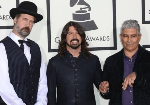 Living Nirvana Members put on a Show with Dave Grohl's Daughter and Beck