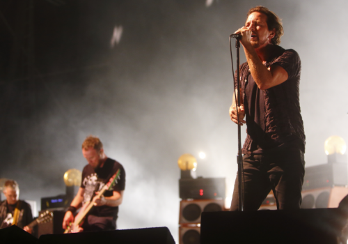 Pearl Jam Release Track Listing for Upcoming Album 'Gigaton'