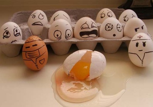 Competition is Eggcellent!