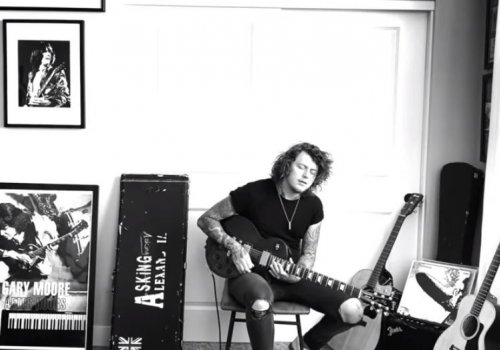 Asking Alexandria Shares New Song and Music Video From Home