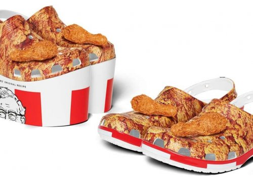 CROCS-KFC Collab
