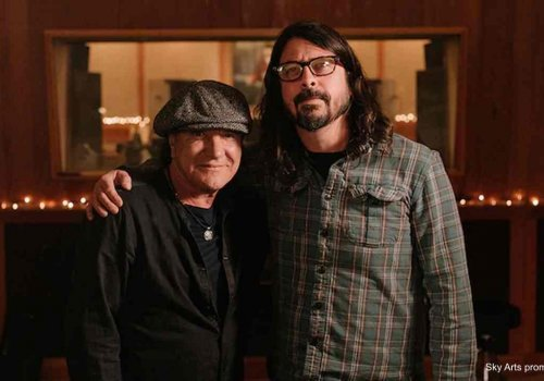 Dave Grohl and Brian Johnson have teamed up in a killer new Documentary.