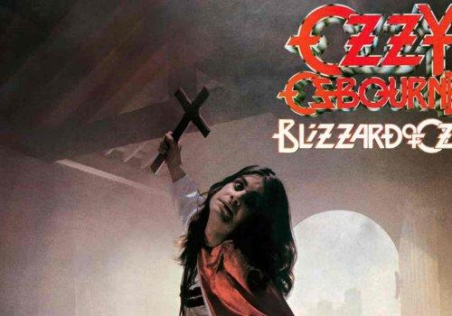 Ozzy Osbourne is celebrating the 40th anniversary of his masterpiece solo debut studio album,