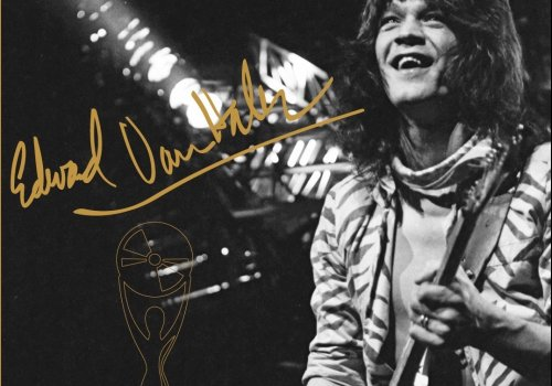 Legendary guitarist and co-founder of Van Halen, EDDIE VAN HALEN  has died at the age of 65 after a long battle with throat cancer. R.I.P. Guitar God.