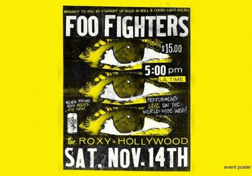 Foo Fighters official 'Shame Shame' Video & Livestream details. Plus SNL Video recap and a Nandi Bushell announcement!