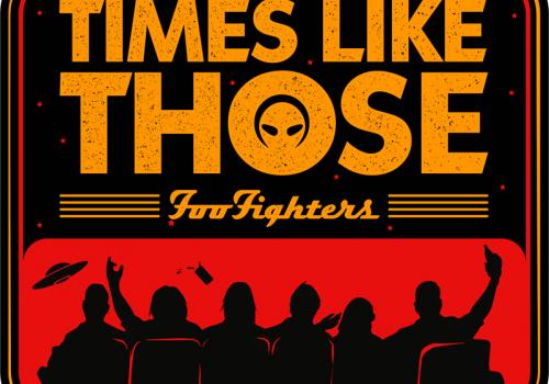 UPDATE! Watch Here! Foo Fighters.... #TimesLikeThose