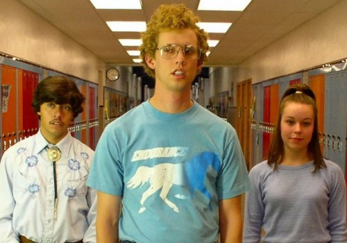 HOLY TATER TOTS! The cast of Napoleon Dynamite are back! Ligers unite!