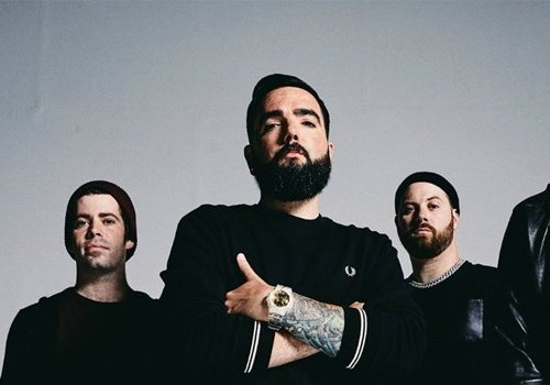 If yer' looking for a sweet spot in your day, give this a try from 'A Day To Remember' including New Song
