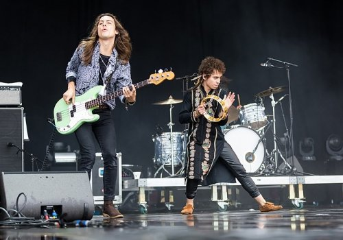 Greta Van Fleet Release Second Single 'Heat Above'