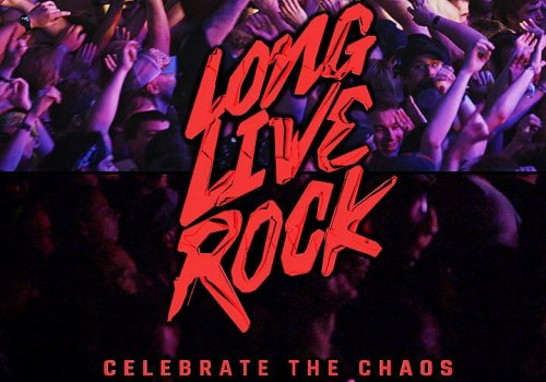 The upcoming film, 'Long Live Rock…Celebrate The Chaos' premieres March 12th, and Columbus...You're IN IT!