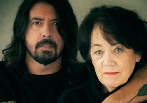 Dave Grohl and His Mom are teaming up to do some stuff on TV that looks super interesting and it's Non Scripted!!