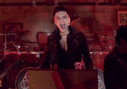 Black Veil Brides Announce Album Release Date