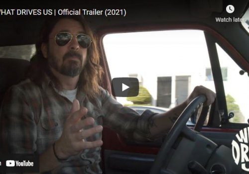 Dave Grohl's Documentary Premieres Today