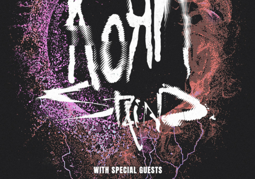 KORN and special guest Staind are Coming. Ohio is included on this leg of the tour!