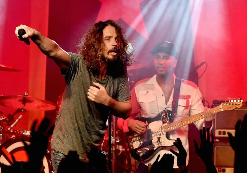 Tom Morello has shared the poem that he wrote for Chris Cornell the night of his death, to mourn his passing