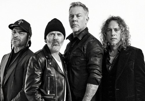 METALLICA are comin' in hot with hints of a 30th Anniversary Deluxe Black Album Reissue
