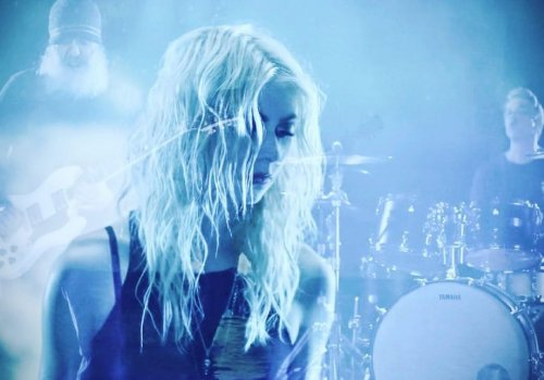 """Here's the new single """"Only Love Can Save Me Now"""" from The Pretty Reckless. The song (and video) feature Kim Thayil & Matt Cameron from Soundgarden on guitar & drums respectively - you can really hear their influence."""