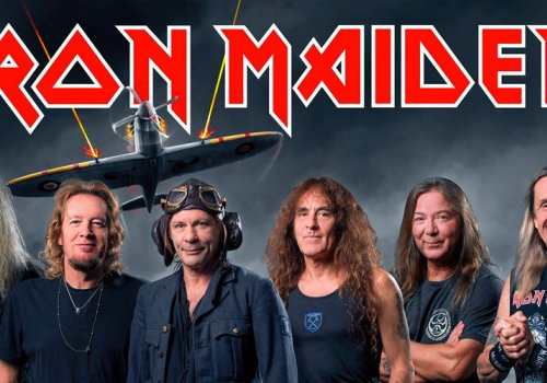 UPDATE w/ New Album Info and Cover Pic! SAMURAI EDDIE! IRON MAIDEN's First New Song In Six Years