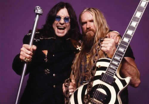 """Presents coming from Ozzy and Zakk in September for the 30th Anniversary Of """"No More Tears"""""""