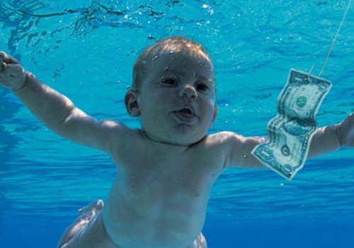 The Baby On Nirvana's
