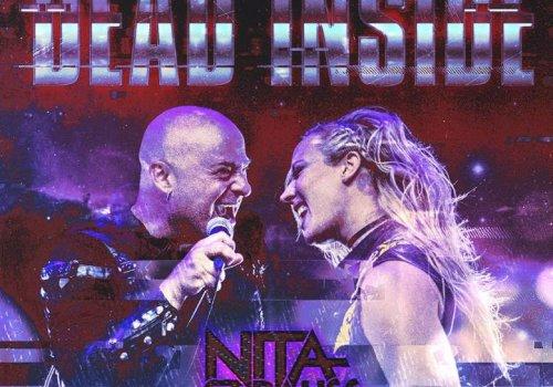 David Draiman says YES to Nita Strauss!